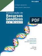 Conservação de Recursos Genéticos no Brasil