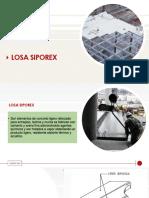 LOSA SIPOREX [A