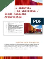 HOSPITAL DE ONCOLOGIA SORDO MADALENOoo