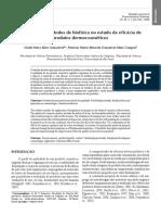 [ARTIGO] Aplicação de métodos de biofísica no estudo da eficácia de dermocosméticos.pdf