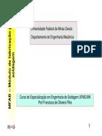 MFAB Deformação em soldagem PDF