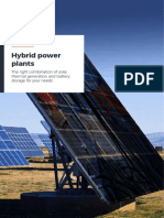 Hybrid Power Plants_2019