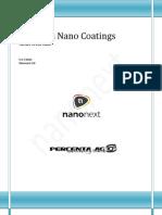 Percenta Nano Coatings Clean With Ease