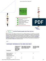 Dietary Guidelines_ Build a Healthy Base