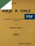 Viaje a Chile - Gabriel Lafond de Lurcy