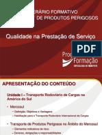 Qualidade na prestação de serviços - Slides