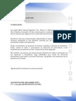 HOJA DE VIDA ALDAIR