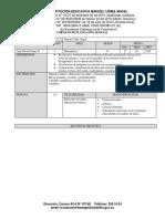 PLANEACIÓN SEMANAL   2 y 3 matemáticas.docx
