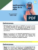 Definición, clasificación y epidemiología de la diabetes