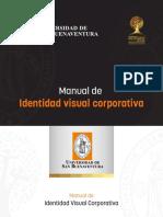 Manual Identidad Visual Corporativa USB-2018