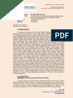 74-2019 Arch. Prevaricato - solo cuestiona motivacion