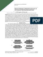 Hydroforming Applications 2