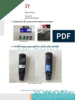 referencia de aferição sensor do controlador ph caloi