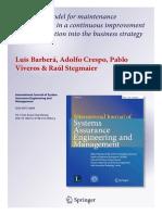 Advanced model for maintenance.pdf