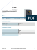 STRING BOX  - SB-3E-3S-600DC