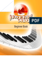 Jamorama Piano - Book 1 - Web