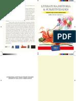 LIVRO LITERATURA, HISTÓRIA E SUBJETIVIDADES