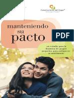 MANTENIENDO SU PACTO