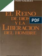 GALILEA, S., El reino de Dios y la liberación del hombre, 1985.pdf