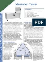 qct - Condensador tester