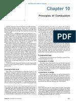 Principios de Combustion