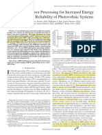 Differential Power Processing for Increased Energy