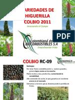 Hibiocol Variedades de Higuerilla 2019.pdf