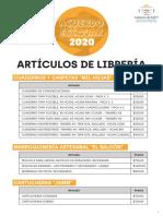 ACUERDO ESCOLAR JUJUY 2020