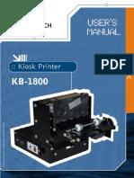bematech kb-1800 manual