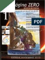 PAGINA ZERO Revista de poesía