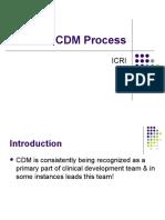 CDM Processes C1