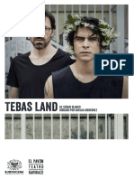 Tebas Land Sergio Blanco