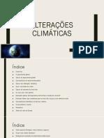 Trabalho das alterações climáticas- Diogo Matias.pptx