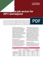 Special Report Nov2010 Top5Jobs