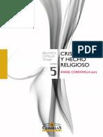 Cordovilla, Ángel - Cristianismo y hecho religioso.pdf