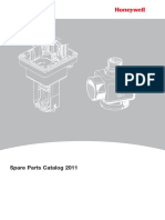 HONEYWELL FIELD DEVICES SPARE PARTS CATALOG