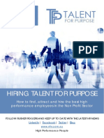 Rusher Rogers eBook Hiring Talent for Purpose