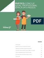 PDF_Guia prático concilie vida pessoal, profissional e acadêmica em 5 passos