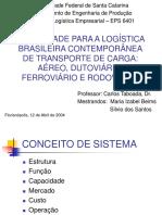 ECV5119 - Logística do transporte de cargas.ppt