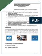 GT3-NORMAS TECNICAS EN SISTEMAS INTEGRADOS DE GESTION