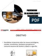 005 Alcohol y Tabaquismo DIAPOSITIVAS