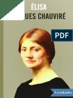 Elisa - Jacques Chauvire