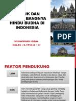 MASUK DAN BERSEBARNYA hindu budha di indonesia