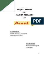 Amul -Test of India