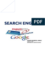 Search Engine Ppt