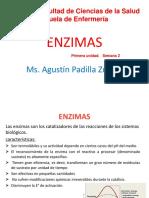 ENZIMAS ENFERMERIA