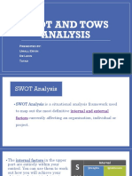 SWOT AND TOWS ANALYSIS.pptx