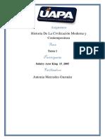 TAREA 1 SOLAIRY HISTORIA DE LA CIVILIZACION M Y C.