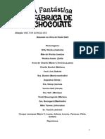 A Fantastica fabrica de Chocolate o Musical