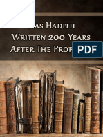 Was_Hadith_Written_200_years_after_the_P.pdf